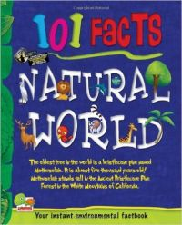 101 Facts : Natural World (English) (Hardcover): Book by Snigdha Sah