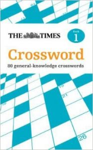 THE TIMES CROSSWORD BOOK 1 (English) (Paperback)