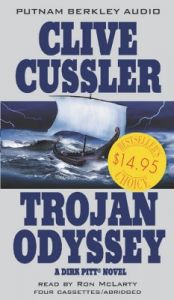 Trojan Odyssey: Book by Clive Cussler
