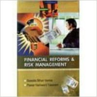 Financial Reforms & Risk Management 01 Edition: Book by S. B. Verma