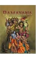 Ramayana: The Sacred Epic of the Gods and Demons: Book by Rishi Valmiki