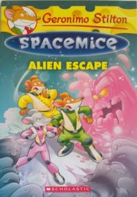 Spacemice Alien Escape (English) (Paperback): Book by Geronimo Stilton