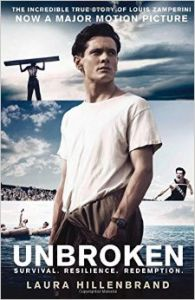 Unbroken: Book by Laura Hillenbrand