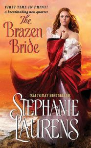 Black Cobra Quartet - The Brazen Bride: Book by Stephanie Laurens