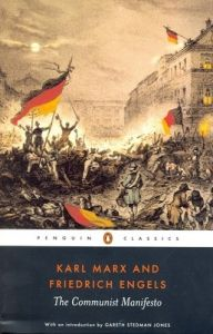 The Communist Manifesto (Paperback): Book by Karl Marx