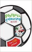 Football Fun Colouring Book: Book by Make Believe Ideas