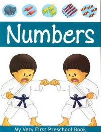 NUMBERS PRESCHOOL BOOK: Book by PEGASUS