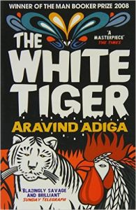 The White Tiger (English) (Paperback): Book by Aravind Adiga