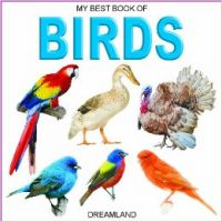 My Best Book Series - Birds (English) (Paperback): Book by Dreamland Publications