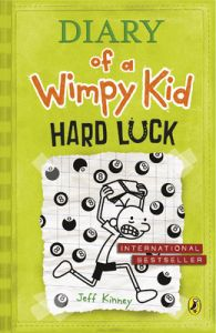 Diary of a Wimpy Kid: Hard Luck (Book 8) (Hardcover): Book by Jeff Kinney