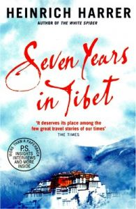 Seven Years in Tibet: Book by Heinrich Harrer