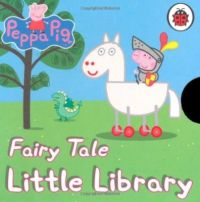 Fairy Tale Little Library - Peppa Pig (English) (BOX Set): Book by Ladybird