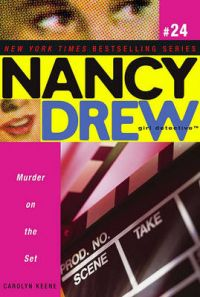 Murder on the Set: Book by Carolyn Keene