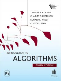 INTRODUCTION TO ALGORITHMS: Book by Thomas H. Cormen