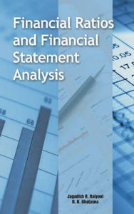 Financial Ratios and Financial Statement Analysis: Book by Jagadish R. Raiyani