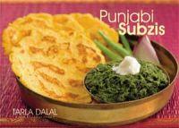 Punjabi Subzis: Book by Tarla Dalal