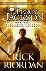 Percy Jackson and the Greek Gods: Book by Rick Riordan