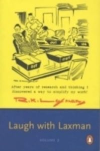 Laugh with Laxman : V.2 (English) (Paperback): Book by R.K. Laxman