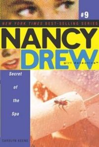 Secret of the Spa: Book by Carolyn Keene