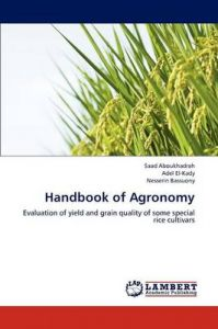 Handbook of Agronomy: Book by Saad Aboukhadrah