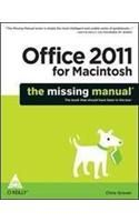 Office 2011 for Macintosh: The Missing Manual (English): Book by Chris Grover
