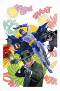 Batman '66/Green Hornet: Book by Kevin Smith (Ball State University, Indiana)