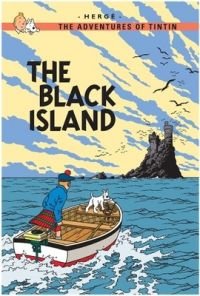 Tintin : The Black Island (English) (Paperback): Book by Herge