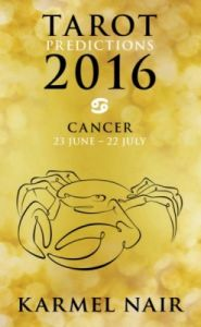 Tarot Predictions 2016: Cancer (English) (Paperback): Book by Karmel Nair