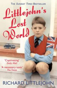 Littlejohn's Lost World: Book by Richard Littlejohn