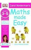 Carol Voderman's Maths Made Easy: Preschool Adding & Taking Away: Book by Carol Vorderman