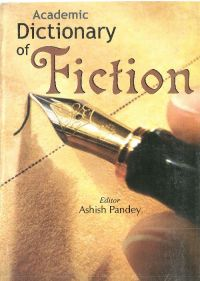 Dictionary of Fiction (Pb): Book by Ashish Pandey