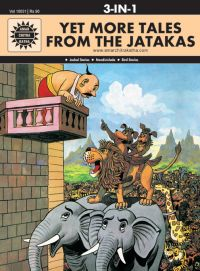 Yet More Tales From The Jatakas (10031): Book by Anant Pai