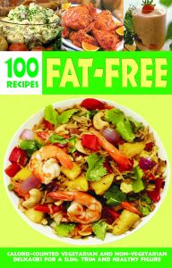 OVER 100 FAT-FREE RECIPES: Book by ELIZABETH JYOTHI MATHEW