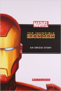 Marvel: The Invincible Iron-Man: Book by Rich Thomas