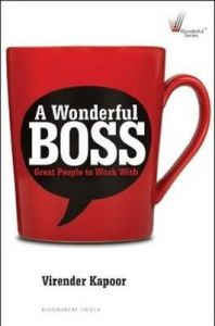 A Wonderful Boss : Great People to Work With (English)