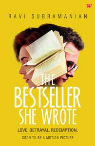 THE BESTSELLER...SHE WROTE: Book by Ravi Subramanian