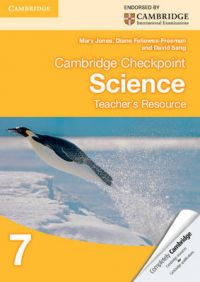 Cambridge Checkpoint Science Teacher's Resource 7: Book by Mary Jones