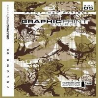 Graphic Print Source : Volume 5 - Print Inspiration (English) (Hardcover)
