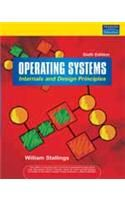 Operating Systems : Internals and Design Principles (English) 6th Edition (Paperback): Book by William Stallings