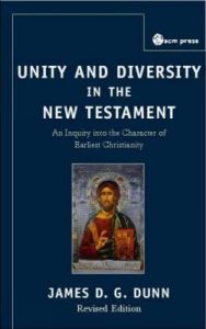 Unity and Diversity: Book by James D. G. Dunn
