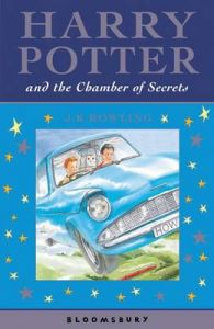 Harry Potter and the Chamber of Secrets: Book by J. K. Rowling