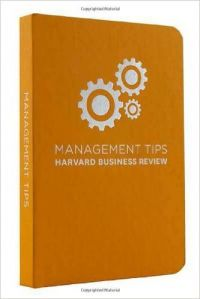 Management Tips (Hardcover): Book by Harvard Business Review