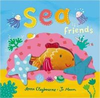 Sea Friends English(HB): Book by Anna Claybourne