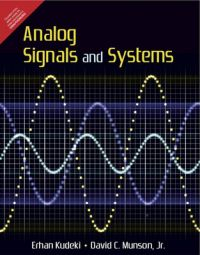 Analog Signals and Systems (Paperback): Book by Kudeki