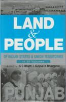 Land And People of Indian States & Union Territories (Punjab), Vol- 22nd: Book by Ed. S. C.Bhatt & Gopal K Bhargava