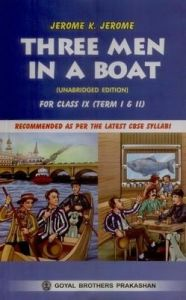 characters sketch three men in a boat chapter 11 to 19 unabridged edition 1889 by jerome k Lyzard's list: letting the numbers take care of themselves three men and a maid by robert fraser may 19, 2014, 11:45am.