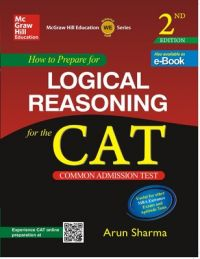 How to Prepare for Logical Reasoning for the CAT (English) 2nd Edition (Paperback): Book by Arun Sharma