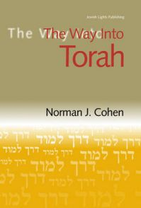 The Way into Torah: Book by Norman J. Cohen