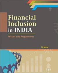 Financial Inclusion In India (English) (Hardcover): Book by N. Mani