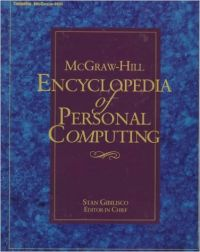 McGraw-Hill Encyclopedia of Personal Computing (English) 1st Edition (Hardcover): Book by Stan Gibilisco